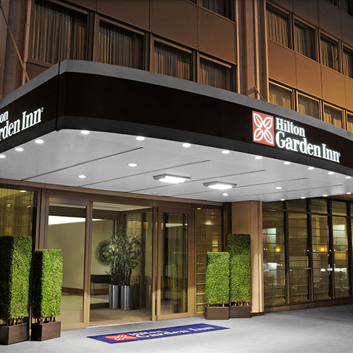 Hilton Garden Inn Times Square New York Ny