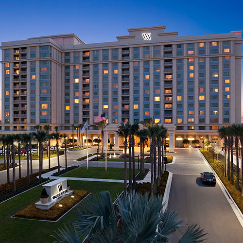 Aaa Insurance Reviews >> Waldorf Astoria Orlando - Lake Buena Vista FL | AAA.com