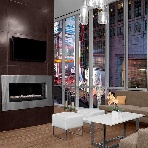 Hilton Garden Inn New York Times Square Central New York