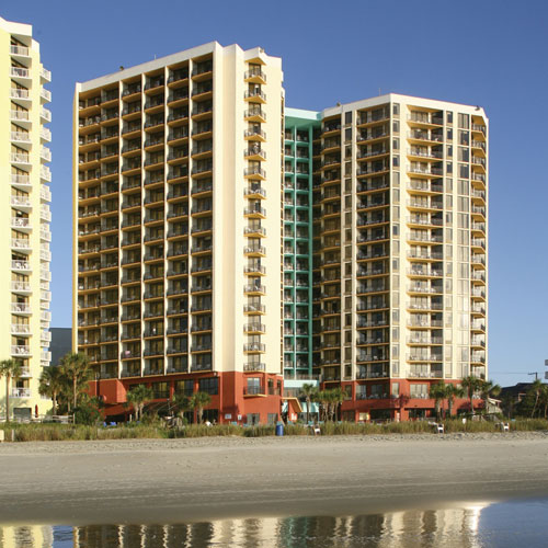 Patricia Grand Resort Hotel Myrtle Beach Sc Aaa Com