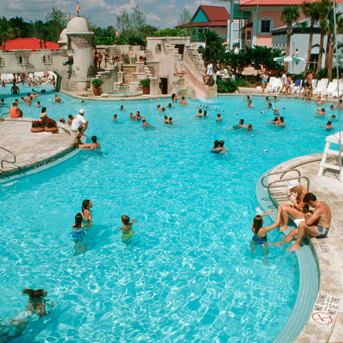 Caribbean Beach: Disney's Caribbean Beach Resort