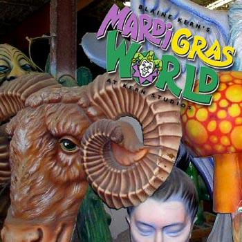 Mardi Gras World New Orleans Louisiana Aaa Com