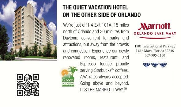 Orlando Marriott Lake Mary Orlando Florida Aaa Com