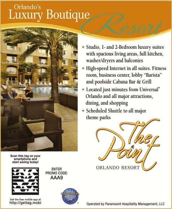 The Point Orlando Resort - Orlando FL