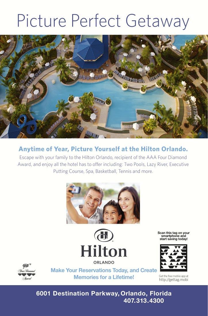 Hilton Orlando Orlando Florida Aaa Com