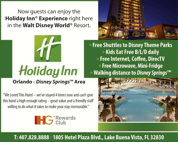 Holiday Inn In The Walt Disney World 174 Resort Lake Buena
