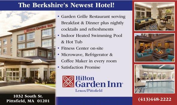 Hilton Garden Inn Lenox Pittsfield Pittsfield Ma
