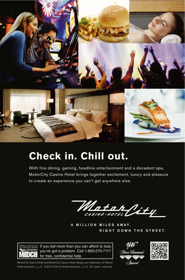 Motorcity Casino Hotel Detroit Mi