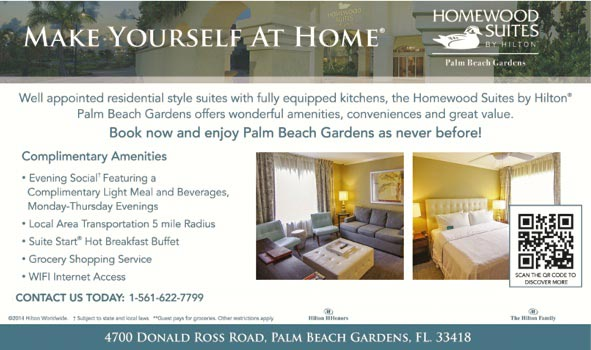 Homewood Suites By Hilton Palm Beach Gardens Palm Beach