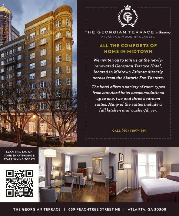 8 White Kitchens That Will Make You Say Wow: The Georgian Terrace Hotel - Atlanta GA