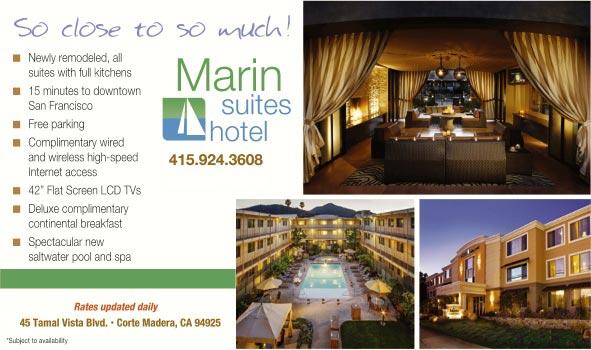 Marin Suites Hotel Corte Madera Ca Aaa