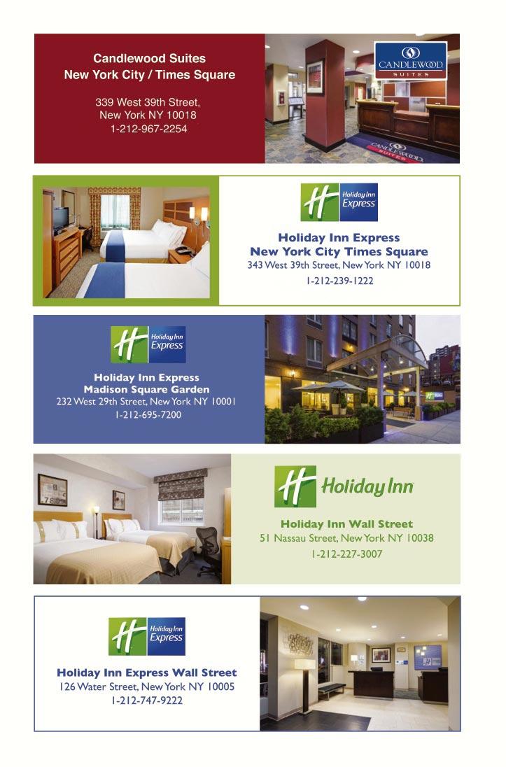 Holiday Inn Express New York CityChelsea New York NY AAAcom
