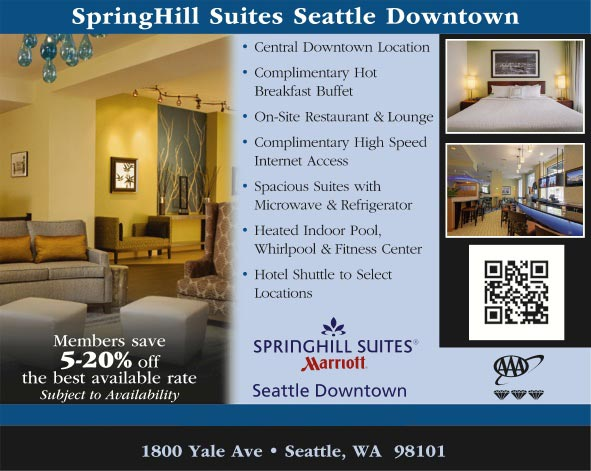 springhill suites by marriott seattle downtown south lake. Black Bedroom Furniture Sets. Home Design Ideas