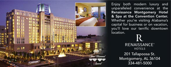 renaissance montgomery hotel spa at the convention. Black Bedroom Furniture Sets. Home Design Ideas