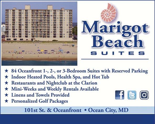 Marigot Beach Suites Ocean City Md
