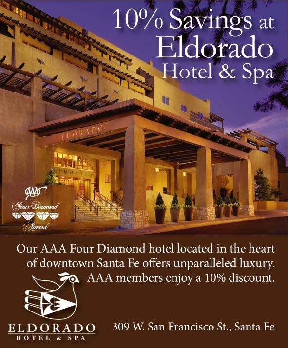 Eldorado Hotel Spa Santa Fe Nm