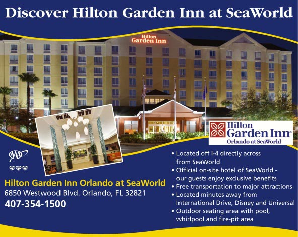 check in 4 pm 1 7 night minimum stay cancellation fee imposed - Hilton Garden Inn Orlando