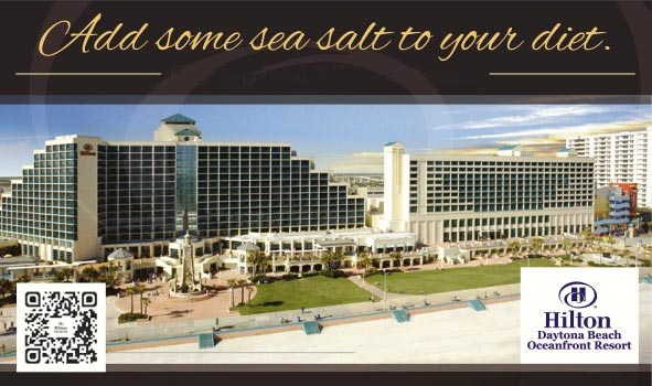Hilton Daytona Beach Oceanfront Resort Parking