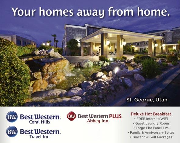 Best Hotel Rates In St George Utah