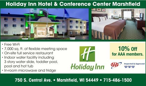 Pet Friendly Hotels In Marshfield Wi