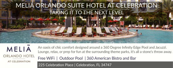 Melia Orlando Suite Hotel At Celebration Celebration Fl Aaa Com