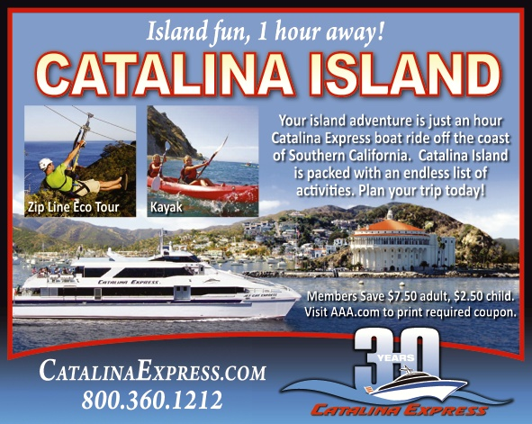 Catalina Express is just an hour away with year-round boat transportation and up to Book Online · Hotel Packages · Call Or Click.