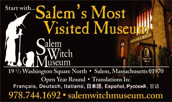 Aaa Insurance Ma >> Salem Witch Museum - Salem MA | AAA.com