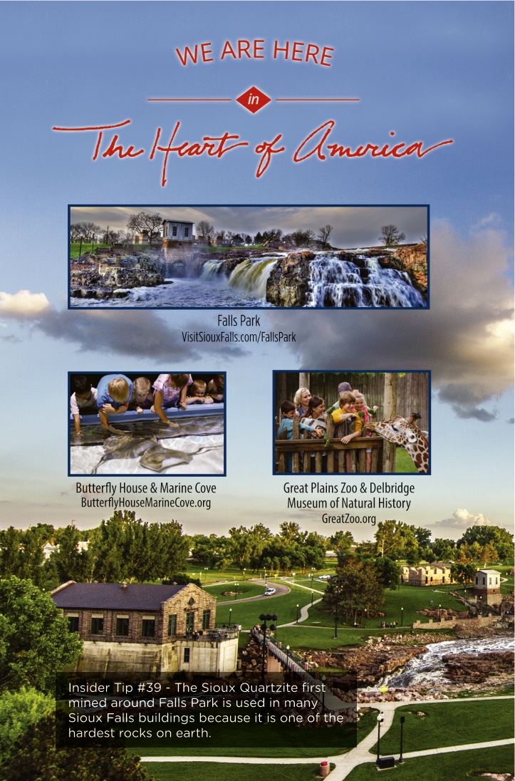 butterfly house & marine cove - sioux falls sd   aaa