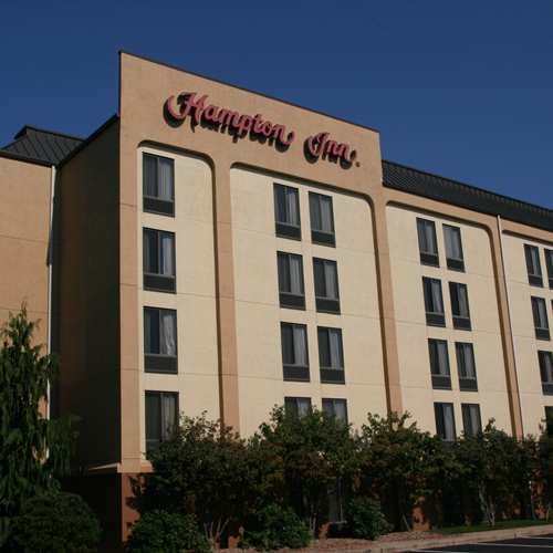 Portsmouth Hotels With Pool: Hampton Inn - Portsmouth NH