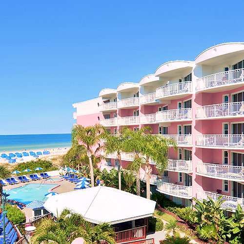 Beach House Suites By The Don Cesar St Pete Beach Fl