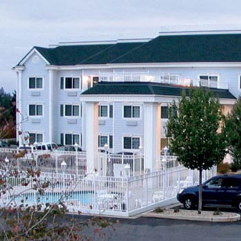 Aaa travel guides paradise california for Ponderosa gardens motel paradise ca