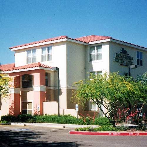 Homewood Suites By Hilton Phoenix Scottsdale Scottsdale Az