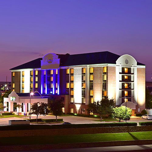 Holiday Inn Express Dallas: Holiday Inn Express Hotel & Suites Irving Convention