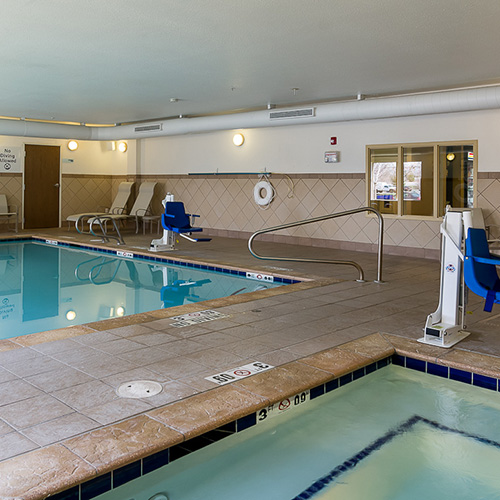 Holiday inn express suites sandy sandy ut Indoor swimming pools in sandy utah