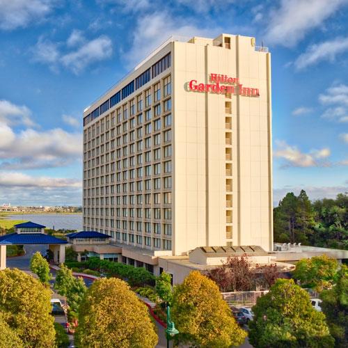 Hilton Garden Inn San Francisco OaklandBaybridge Emeryville CA