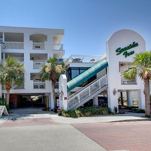 seaside inn isle of palms sc. Black Bedroom Furniture Sets. Home Design Ideas