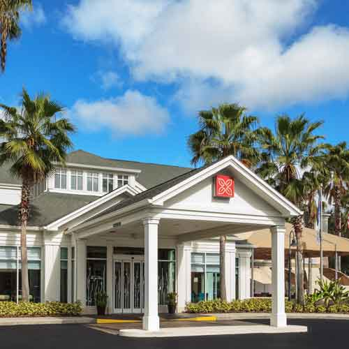 Hilton Garden Inn Orlando North Lake Mary Lake Mary Fl