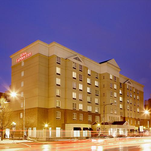 Hilton Garden Inn Rochester Downtown Rochester Mn
