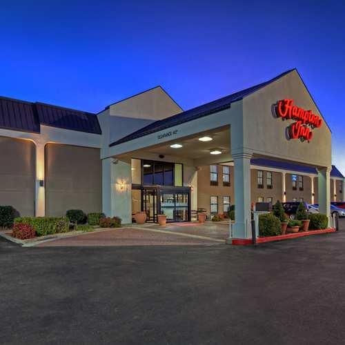 Hampton Inn By Hilton Russellville Ar