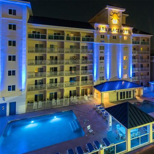Park Place Hotel Ocean City Md