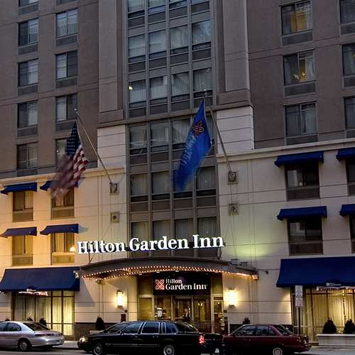 Hilton Garden Inn Washington Dc Downtown Washington Dc