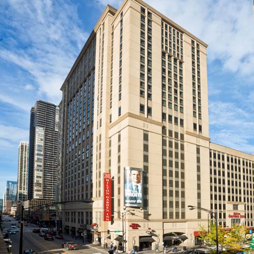 Hilton Garden Inn Chicago Downtown Magnificent Mile Chicago Il
