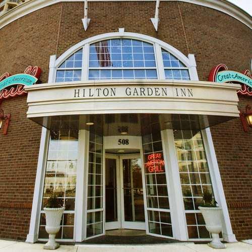 Hilton Garden Inn Charlotte Uptown Charlotte Nc