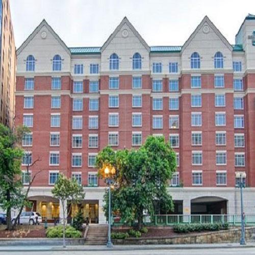Downtown Washington Dc Apartments: Homewood Suites By Hilton Washington DC Downtown