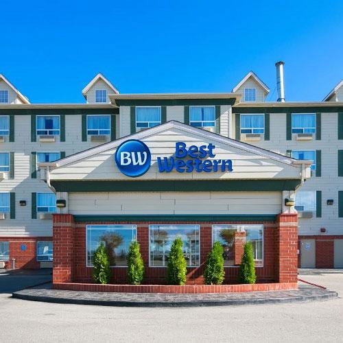 Best Western Grande Prairie Hotel And Suites Grande Prairie Ab