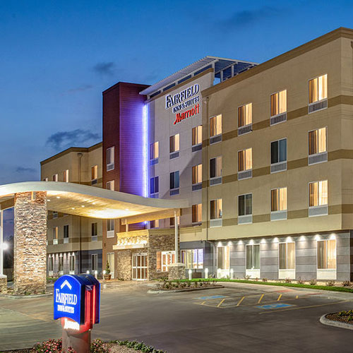 Fairfield Inn And Suites By Marriott Russellville Ar