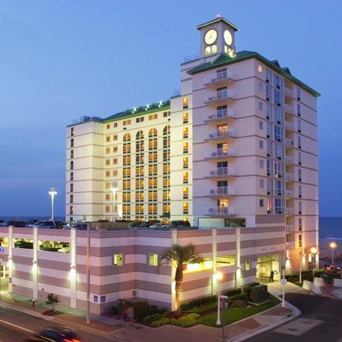 Boardwalk Resort Hotel And Villas