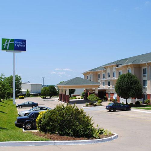 Holiday Inn Express Boonville Mo