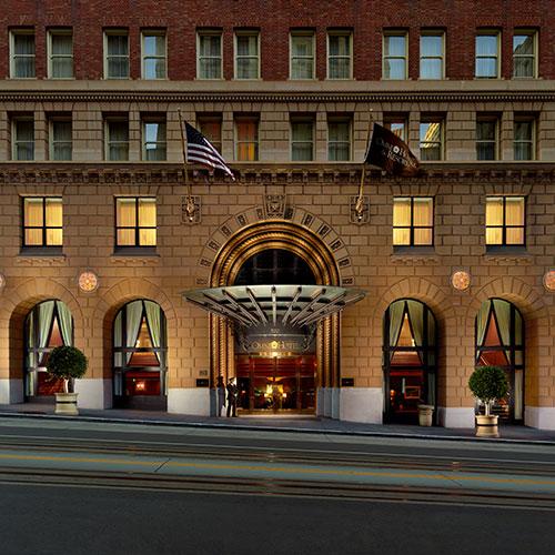 Omni Hotel San Francisco Ca