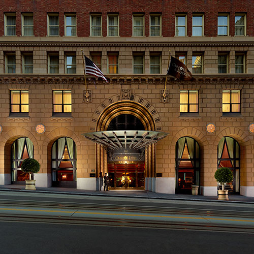 Omni Hotel San Francisco Parking